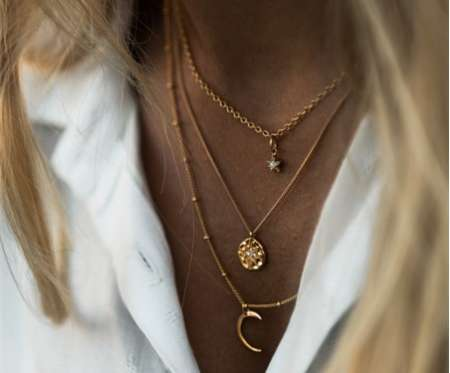 5 top tips for layering necklaces